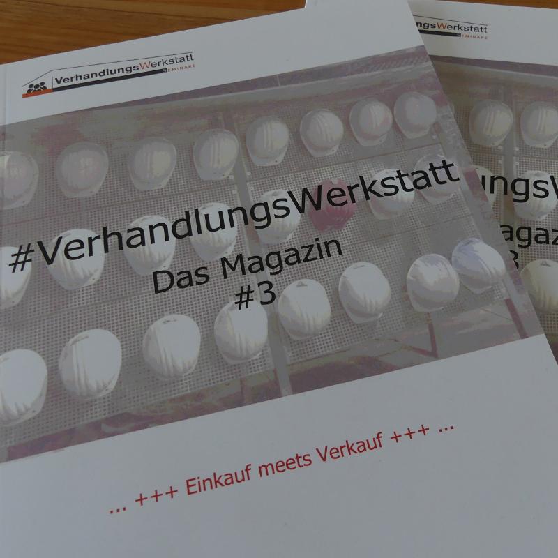 """#3 – """"Einkauf meets Verkauf"""""""